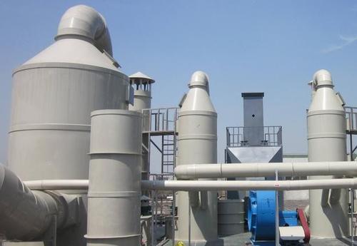 废气洗涤塔在业界的需求量大幅增加