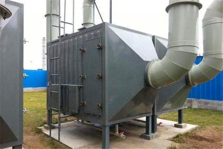 入门级设备:活性炭废气洗涤塔