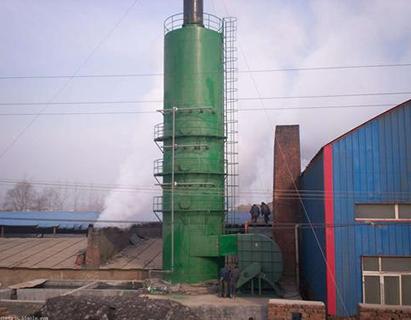 酸雾净化塔可用来处理哪些工业气体