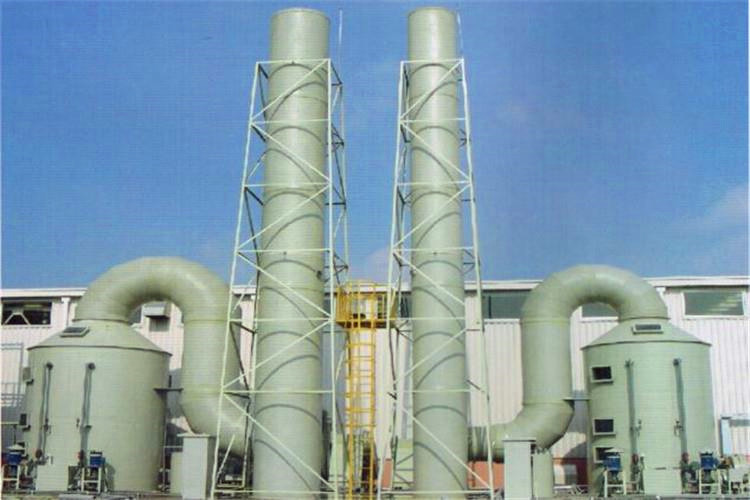 酸雾废气净化塔安装及使用事项