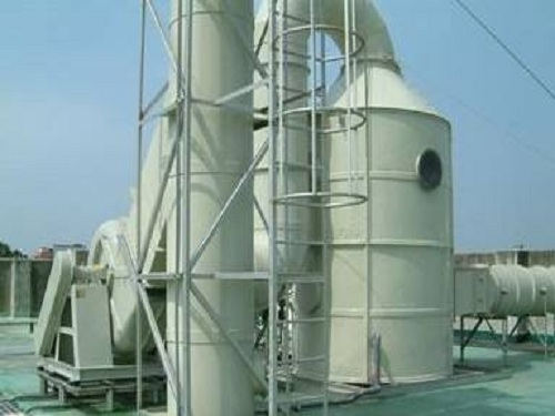 细说废气净化塔的种类