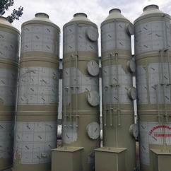 酸雾废气净化塔的技术创新