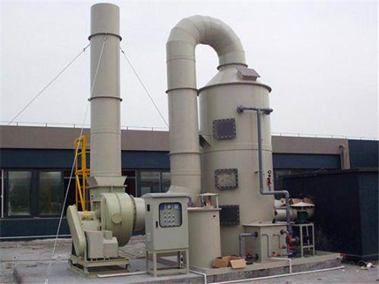 废气洗涤塔厂家发展面临的问题