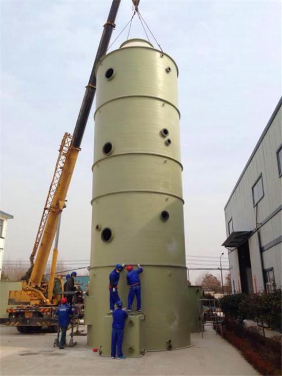 废气洗涤塔厂家讲解技术标准