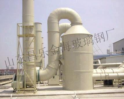 废气净化塔在使用时的注意事项