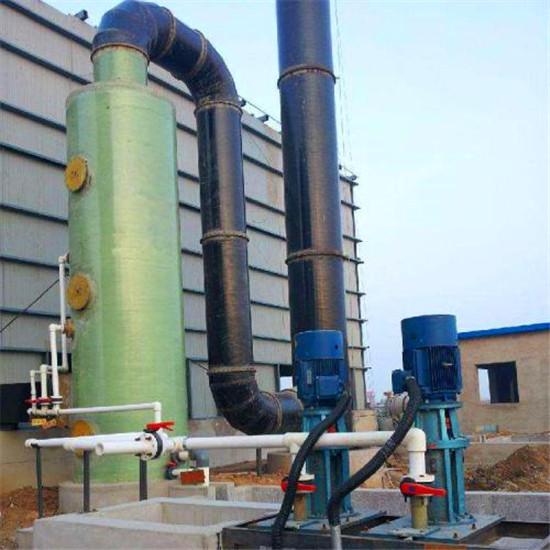烟气脱硫塔厂家助力火力发电厂脱硫